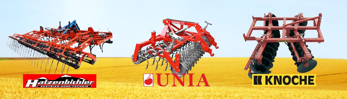 Mašine za obradu zemljišta